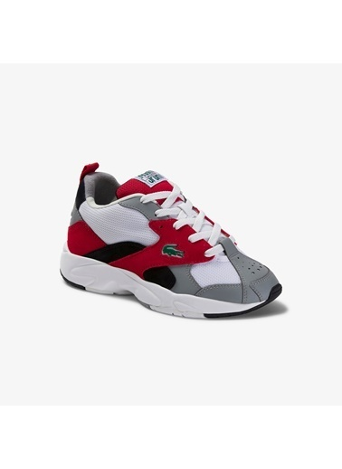 Lacoste Kadın Storm 96 1 Sneakers 739SFA0080.133 Gri